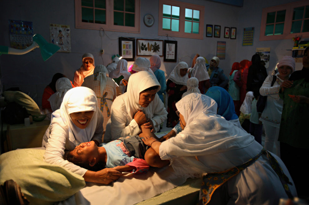 Female Circumcision in Indonesia