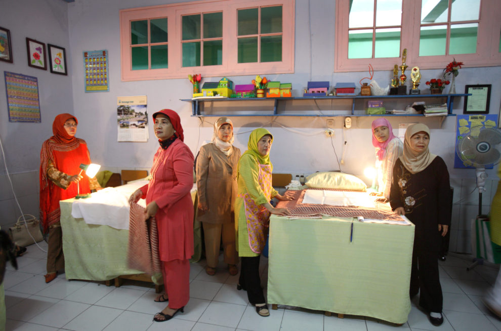 Mass Female Circumcision Celebration in Indonesia