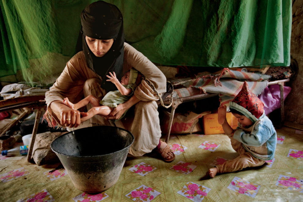 Child Marriage in Afghanistan - MM7772