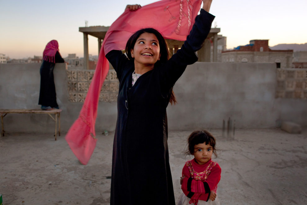 Child Marriage in Yemen - MM7772