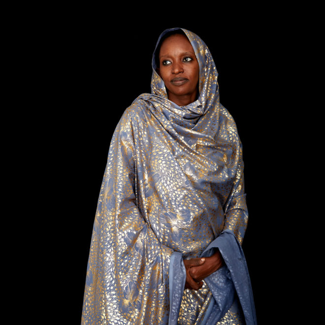 "Portrait of Zilekha Moctar Diphane, Chad's Minister of Women & Protection of Children. In March 2015, Chad's government raised the minimum age of marriage to 18 and officially launched the African Union Campaign to End Child Marriage. In urban areas, people understand the dangers of child marriage and female genital mutilation, said Zilekha Moctar Diphane, the country's deputy director of Women's Rights & Legislation. Still, the country's child marriage rate remains one of the highest in the world at 72 percent. ""The challenge is in rural regions, in the countryside,"" said Diphane. ""People, they're still not really conscious about what is happening. We are working on the ground to push them to stop this [from] happening."" In an effort to educate communities about the widespread dangers associated with child marriage and encourage them to halt the practice, the African Union launched its Campaign to End Child Marriage in Africa in 2014. Since then, the effort has attracted a burgeoning roster of child advocates, from government officials and religious authorities to traditional leaders and former child brides—all bent on serving as champions of change in Africa."