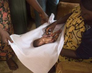 South Sudan Maternal & Infant Mortality