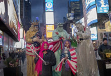 NPR: Abducted By Boko Haram, Now Posing With Lady Liberty In Times Square