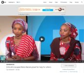 PBS NEWSHOUR: Girls who escaped Boko Haram plead for help for others